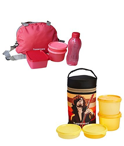Tupperware SLING-A-BLING almuerzo Set...