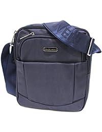 5502fdfc72 COVERI WORLD Borsello uomo borsa tracolla media bandoliera passeggio 7012  blu