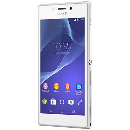 Sony Xperia M2 (Dual SIM, White)