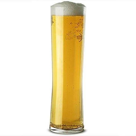 Regal En Polycarbonate verres à pinte CE 568 ml-Lot de 4 Verres en plastique Pinte en plastique, verres de lunettes grands verres à bière en plastique