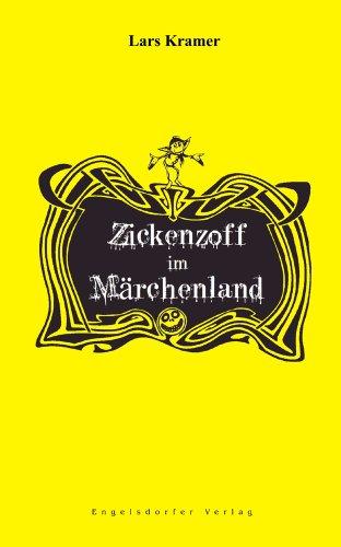 Buchseite und Rezensionen zu 'Zickenzoff im Märchenland' von Lars Kramer
