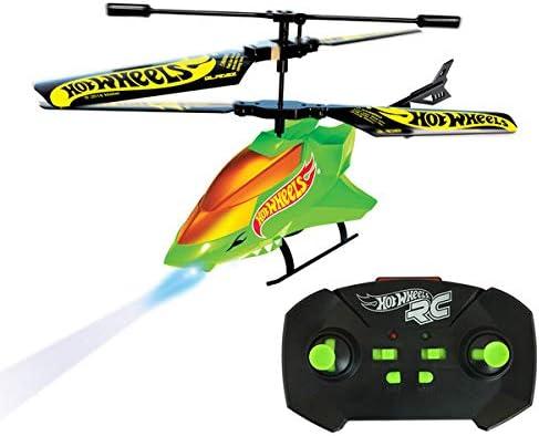 Hot Wheels helicoptero, Couleur Noir (Mondo Spa 63576)   Structurels élégantes
