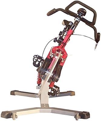 Bici spinning con oscilación lateral (única en Europa) profesional
