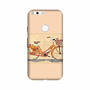 Yashas High Quality Designer Printed Case & Cover for Google Pixel (Cycle)