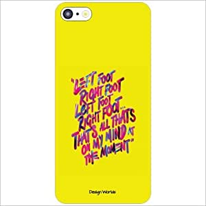 Design Worlds - Apple iPhone 5C Designer Back Cover Case - Multicolor Phone...