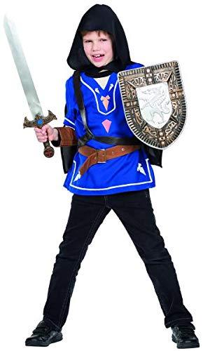 Rubie's Kleiner Held Kinder Kostüm Größe 152 Karneval Ritter Drachentöter