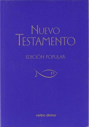 Nuevo testamento, edición popular (La biblia (texto