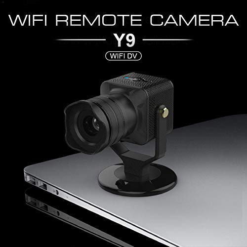 WUYANSE Y9 WiFi 50 Veces Cámara remota Cámara Vlogging