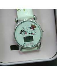 Maedchen Uhr * Hello Kitty * ZR25943
