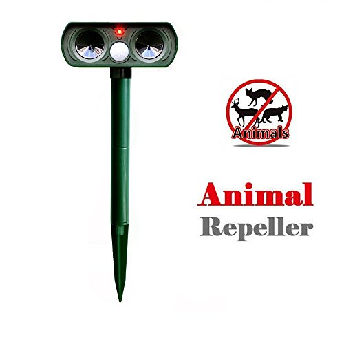 aoxsen-ultrasonic-solar-power-pest-animal-repeller-repellent-pest-control-waterproof-with-pir-sensor