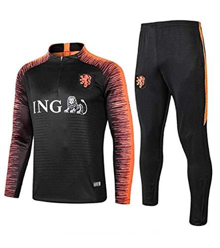YYNIGHT Fußball Anzug Kostüm Long T-Shirt Version