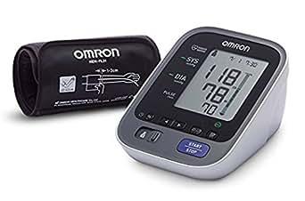 OMRON M7 Intelli IT Misuratore di Pressione da Braccio, Connessione Bluetooth per App OMRON Connect, Bracciale Intelli Wrap Cuff