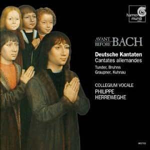 Avant Bach - Cantates allemandes [Import anglais]
