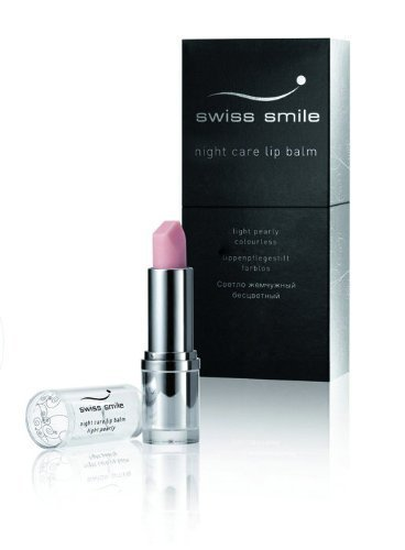Swiss Smile Night Care Lip Balm 3,5 g by swisssmile