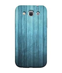 Fuson Designer Back Case Cover for Samsung Galaxy Win I8550 :: Samsung Galaxy Grand Quattro :: Samsung Galaxy Win Duos I8552 (Wood Lakadi Antique Fashion Wood finish Dark Grey )