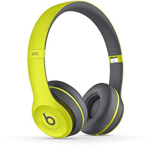 Beats by Dr. Dre Solo 2 Wireless Kopfhörer (On-Ear, Active Kollektion) gelb