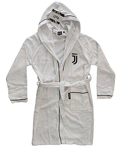 Juventus 96330902131Bademantel, 100% Baumwolle, Weiß, 40x 30x 8cm, 6Stück