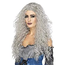 Smiffys 45052 Banshee Wig (One Size)
