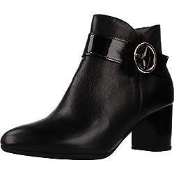 Botas para Mujer, Color Negro (Negro), Marca PITILLOS, Modelo Botas para Mujer PITILLOS 5854P Negro