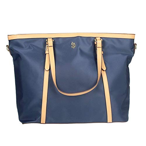 U.s. Polo Assn BEUHU0558 Taschen Damen Blau TU