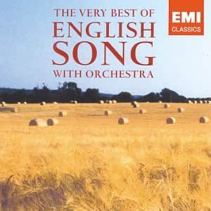The Very Best of English Song with Orchestra