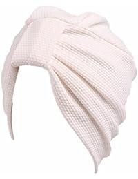 Morwind Mujeres Cáncer Chemo Sombrero Bufanda Bufanda Turbante Head Wrap Cap 2613c240ead