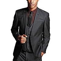 MYS uomo personalizzata con tacca-Pantaloni di tuta, colore: carbone