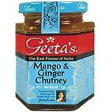 Geetas Mango & Ginger Chutney, 320g