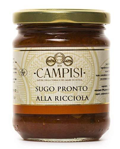 TIPILIANO | Sugo Pronto alla Ricciola | 220 gr.