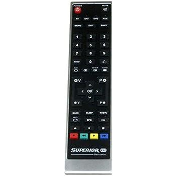 RC1994925 TELECOMMANDE POUR TV DVD SAT THOMSON
