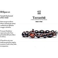 Bracciale Tibet Tamashii in Onice nero MainApps