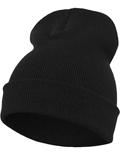 Flexfit Mütze Heavyweight Long Beanie black, one size -