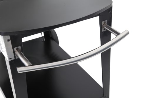 4163CrIJooL - Tepro Belmont Kettle Barbecue–Black