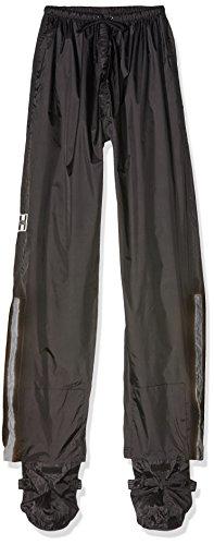 Hock Regenbekleidung Erwachsene Regenhose Rain Pants Gamas, Schwarz, bis 185 cm, 12563