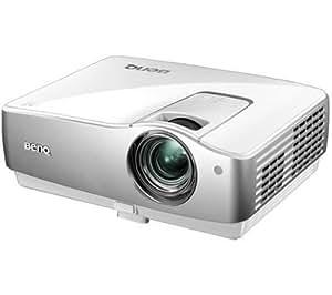 BENQ Vidéoprojecteur W1100 + Support plafond pour vidéoprojecteur VPC 545 .