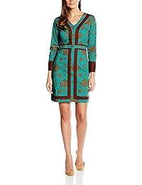Almatrichi Vestido Mirta Verde ES 38
