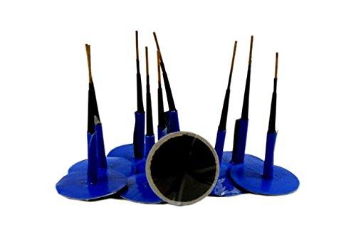 1-Stck-Profi-Reifen-Reparaturkrper-Stix-Reparaturkrper-4mm-Minicombi-Reifenpilz-Reparaturpilz-1-Stck-Vulkanisiereung-Werkstatt-Innen-und-Aussen-Reparatur-Stichverletzungen-Radial-PKW-LKW-Diagonal-Moto