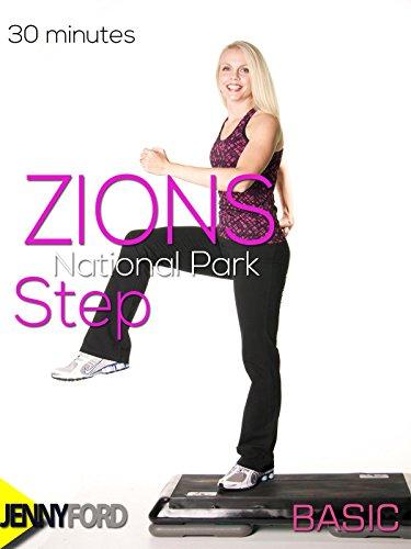 Zion National Park Step Aerobics - Jenny Ford [OV] (Timer-film)