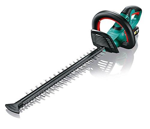 Bosch Taille-haies sans fil AHS 50-20 LI, 1 batterie 18V 2,5 ah, technologie Syneon 0600849F00