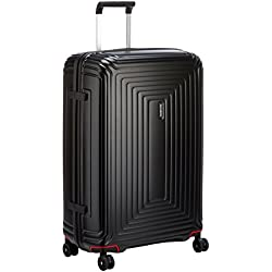Samsonite Neopulse - Spinner L Valise, 75 cm, 94 L, Noir (Matte Black)