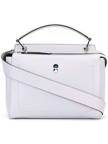 Fendi-Womens-8BN2935QLF07H4-Light-Blue-Leather-Handbag