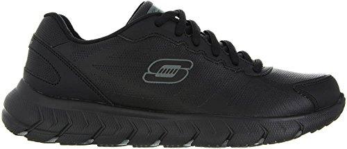 Skechers Soleus, Sneaker Donna Black