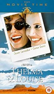 Thelma And Louise [VHS]