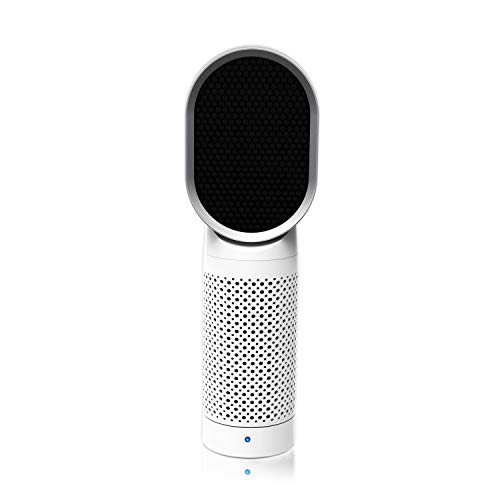 QUEENTY Desktop Air Purifier wit...