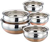 Jalpan Cookware Combo - Serving HANDI 5 ...