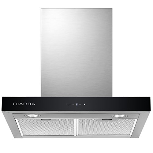 CIARRA Touch Control Chimney Coo...