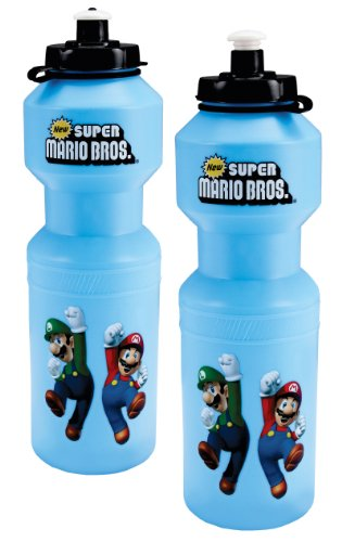 Super Mario Bros. Sports Bottle Super Mario Bros. sports bottle Halloween Christmas (japan import)