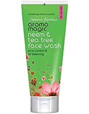 Aroma Magic Neem And Tea Tree Face Wash, 100ml