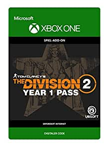 Tom Clancy's The Division 2: Year 1 Pass | Xbox One - Download Code