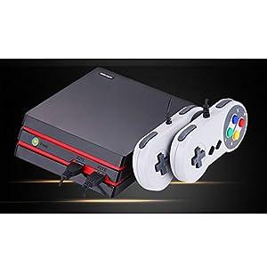 HD-Familien-Spiel-Konsole Retro Klassik TV Videospielkonsole Doppel Wired Gamepad HD-AV-Dual-Ausgang Unterstützung SD…